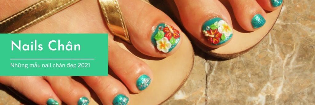 """Làm nail chân đẹp và độc đáo với giá """"hạt dẻ"""" chỉ có tại Shaly Nails"""