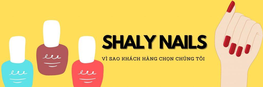 tiệm nail giá rẻ đẹp nhất gò vấp - Shaly Nails