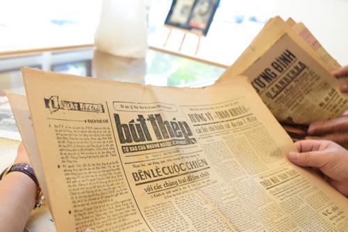 Báo và tạp chí cũ có thể chứa nhiều vi khuẩn gây ngứa da