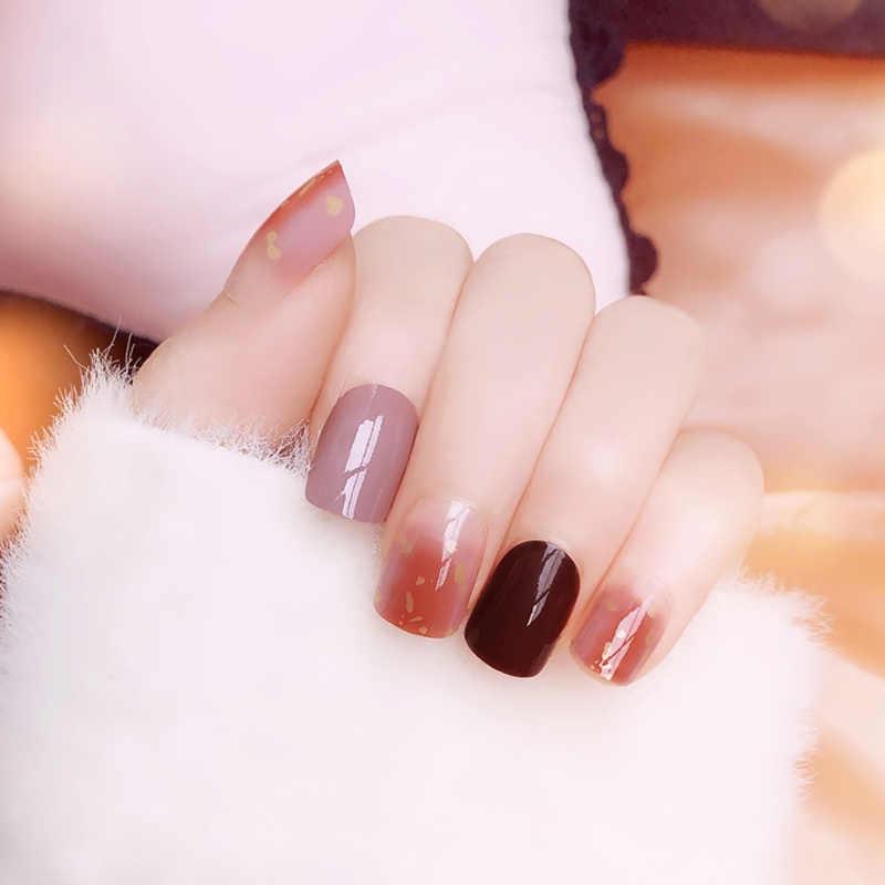 Sơn móng nhiều màu để tạo sự mới lạ cho đôi tay thêm xinh