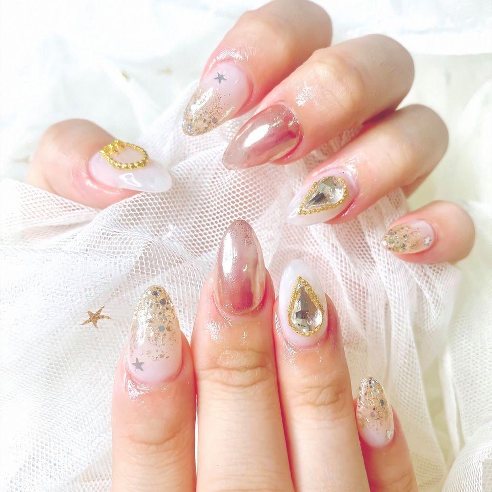Dịu dàng cho những ngày lễ cùng bộ nail chất lượng từ Ngọc Nails & Beauty