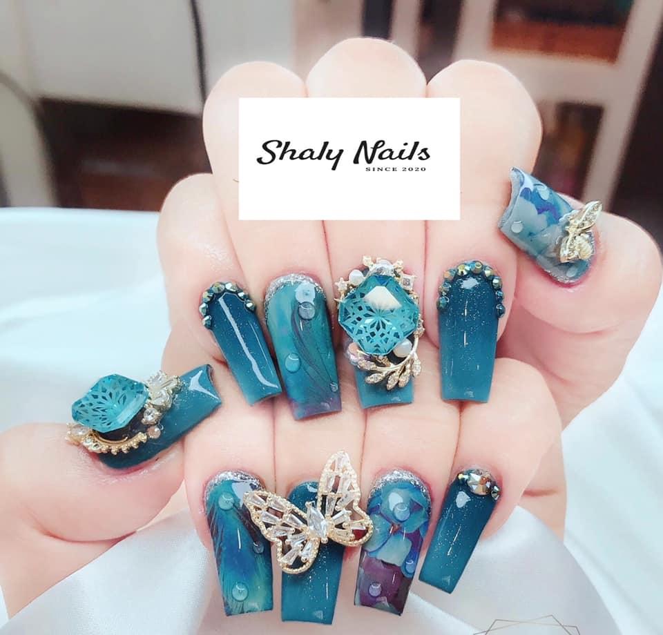 Chuyên các mẫu nails độc đáo với giá hợp lý