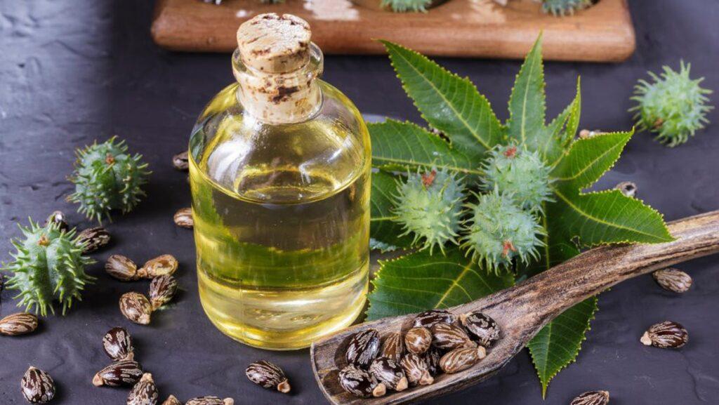 Tự làm sản phẩm dưỡng da và móng tại nhà đơn giản với dầu thầu dầu